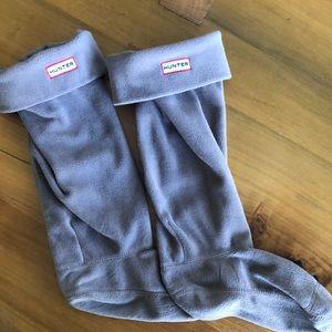 Hunter Fleece Insert Socks